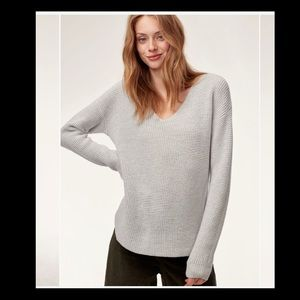 NEW Aritzia - Wilfred Free: Wolter Sweater
